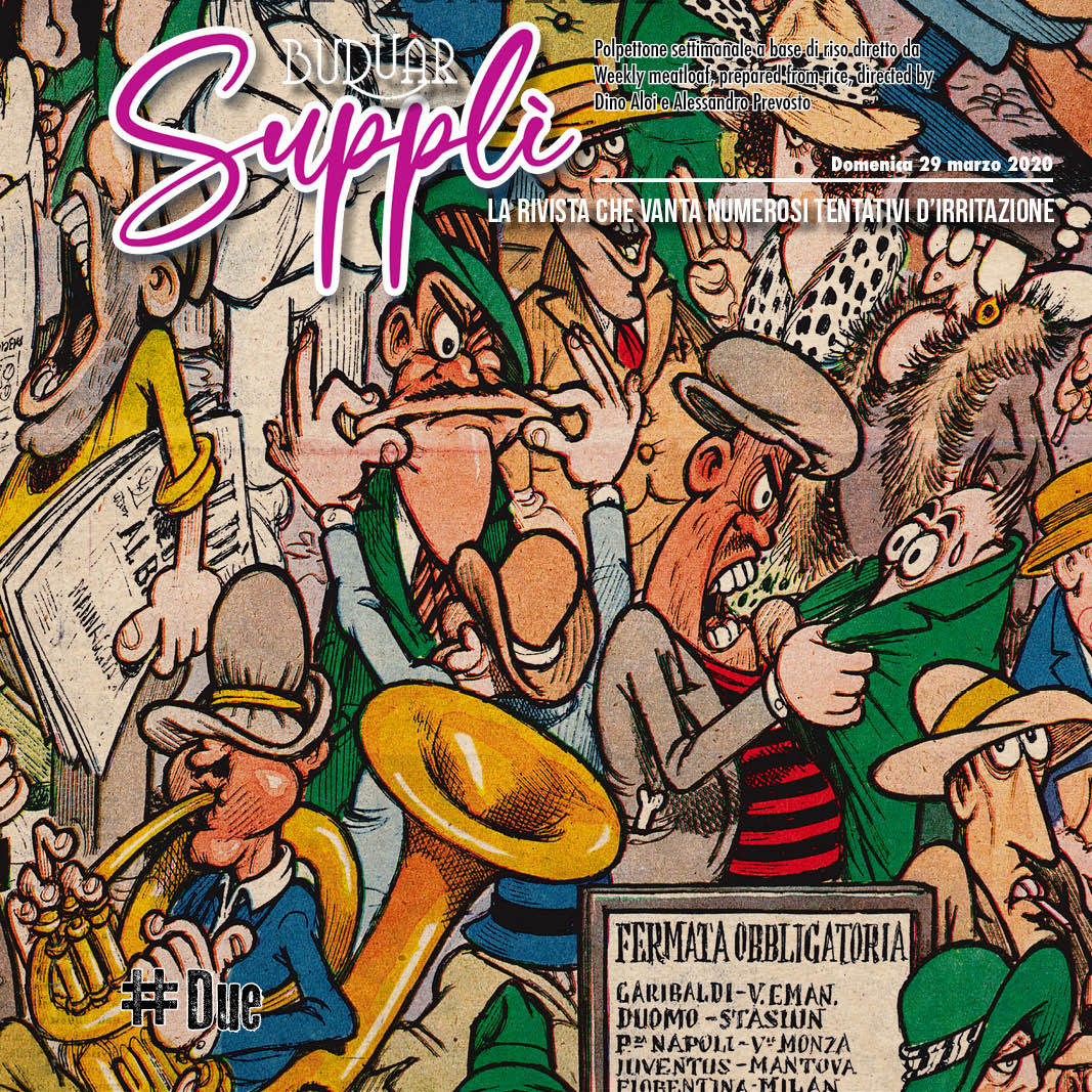 Supplì Due - Benito Jacovitti